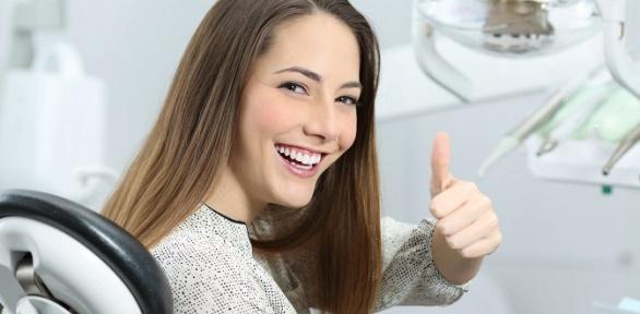 Ультразвуковая чистка зубов встоматологии «Дентал-Сити»