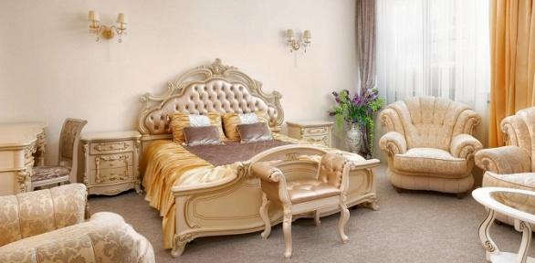 Проживание сзавтраком или романтический отдых вотеле «Версаль»