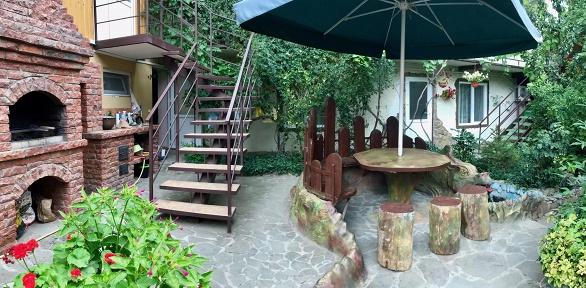 Отдых напобережье Черного моря вгостевом доме «Вишневских»