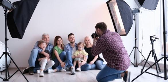 Онлайн-курсы пофотосъемке отфотошколы «Кадр+»