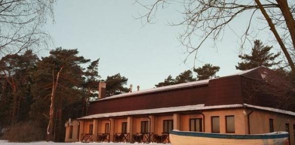 Отдых наберегу Балтийского моря вотеле «Дом рыболова»