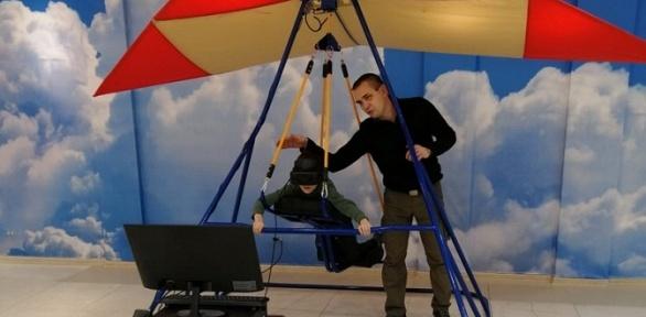 Посещение для взрослых идетей интерактивной выставки «Высший пилотаж»