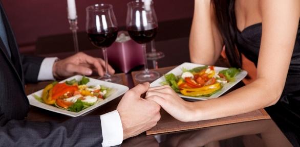 Романтический или семейный ужин вресторане «Империал»