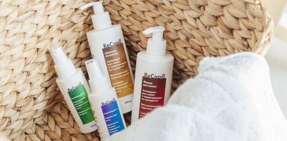 Шампунь, маска, спрей или набор для комплексного лечения волос
