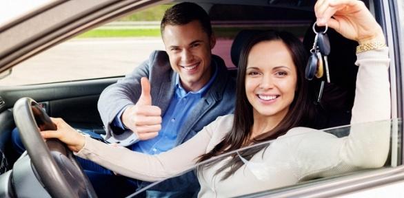 Обучение вождению наполучение прав категорииВ в«Автошколе №1»