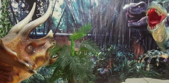 Билет навыставку-шоу динозавров в«Dino-Парке»