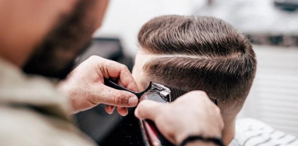 Стрижка, моделирование бороды вбарбершопе Boston