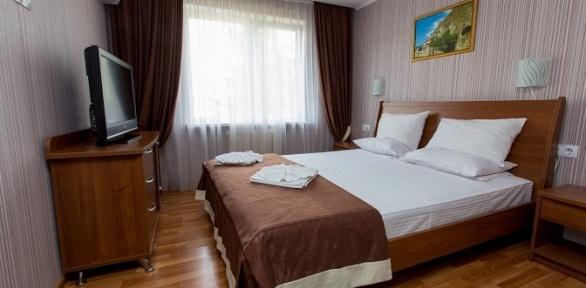 Оздоровительный отдых всанатории «Славутич»