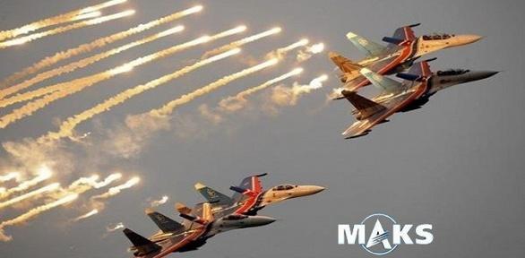 Круиз спитанием наавиашоу «Макс-2019» отгруппы компаний «РПК»