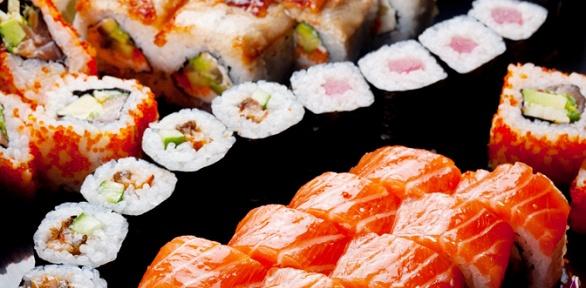 Всё меню отслужбы доставки суши ипиццы Mozzarello заполцены