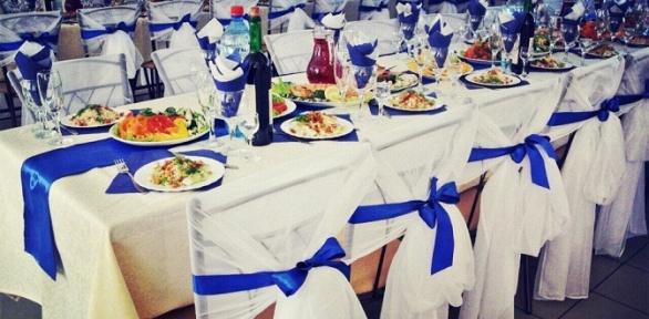 Организация праздничного банкета для 20, 30или 40человек вкафе «Рахмат»