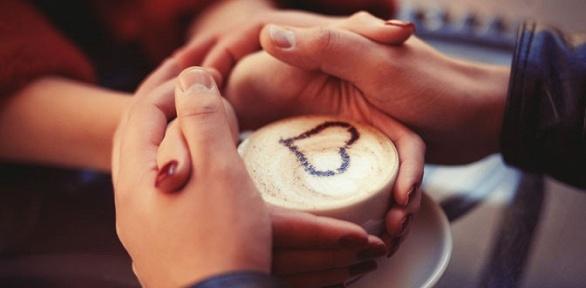 Кофе идесерт для двоих навыбор открафт-кафе «Чашки»