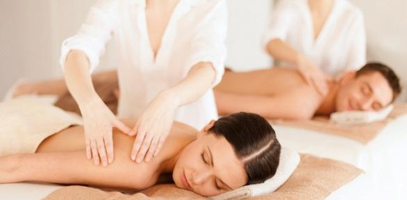 Сеансы массажа в салоне красоты «Формула красоты»