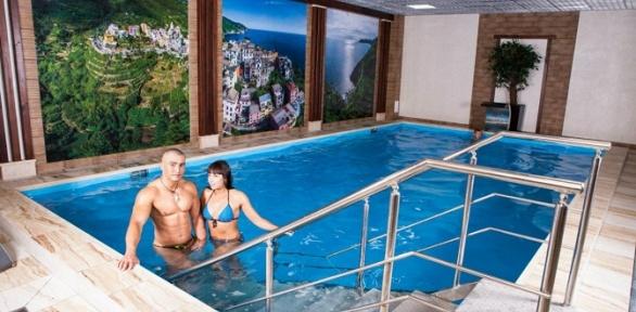 3часа посещения общего SPA-отделения вбанном комплексе «Малаховские бани»