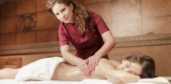 Антицеллюлитный массаж в«Клинике коррекции фигуры»