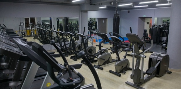 1месяц безлимитного посещения клуба B-Gym