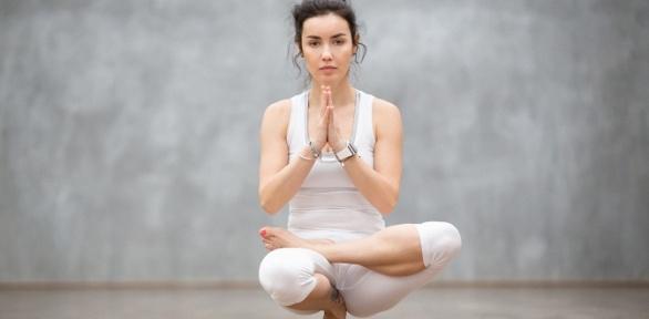 Занятия йогой поавторской программе в«Центре йоги»