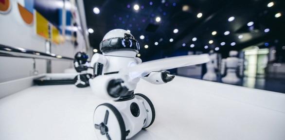 Посещение интерактивной выставки роботов «Роботека»