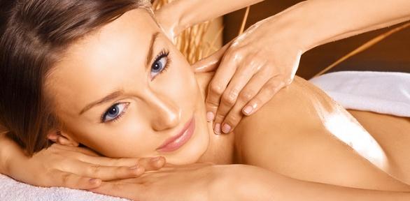 До7сеансов массажа навыбор всалоне красоты «Сабрина»