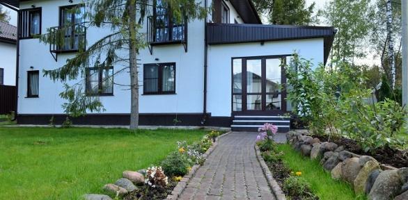 Аренда коттеджа откомпании Luxury Cottage