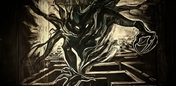 Квест «Лабиринт втемноте» откомпании Sherlock Quest