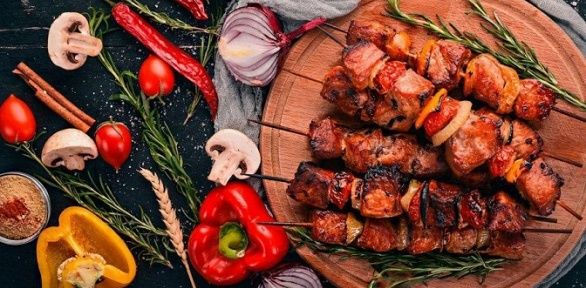 Всё меню кухни вресторане Lav Kebab заполцены
