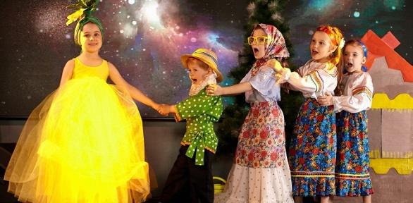 Курс актерского мастерства, модельного искусства от Fashion Kids Agency