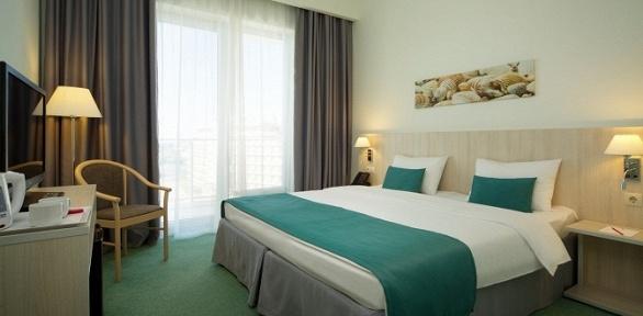 Отдых вСочи для двоих вотеле «Сочи Парк Отель» оттурагентства «Вик-тур»