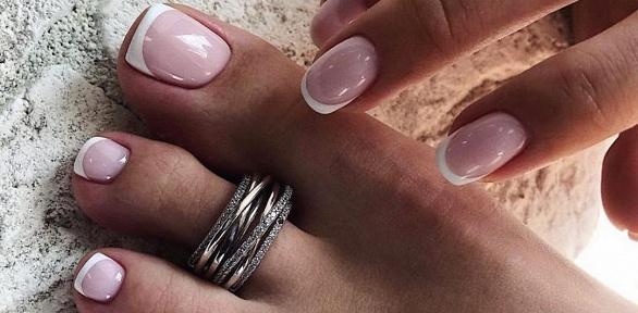Маникюр ипедикюр, наращивание ногтей отсалона «Остров красоты»