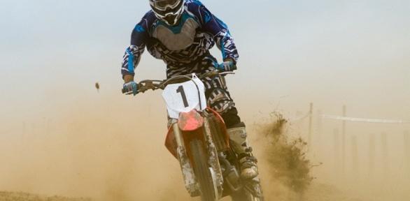 Катание намотоцикле отклуба «Арт-адреналин»