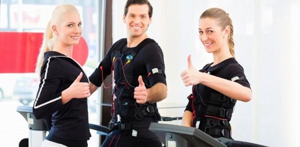 Фитнес-тренировки наEMS-тренажере встудии Lightfix Body Kotlovka