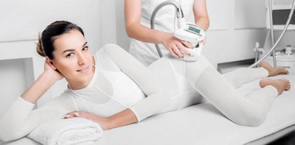 Сеансы LPG-массажа отсалона красоты «Софья»