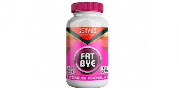 Жиросжигатель Fat Bye Men's Formula или Women's Formula