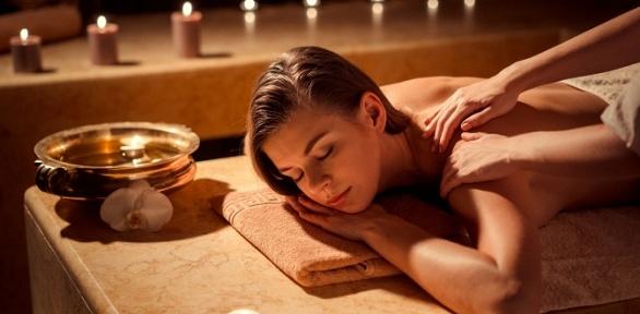 Тайский массаж, SPA-программа всети салонов тайского массажа «ТайМир»