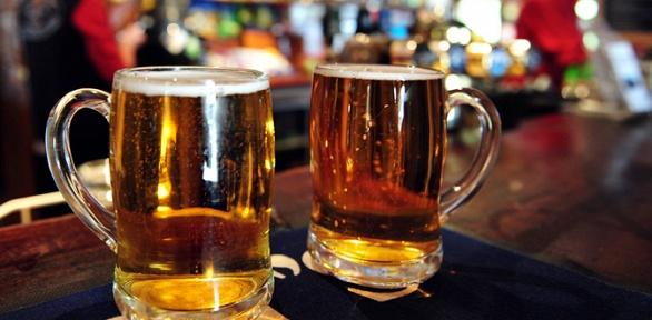 Пивная вечеринка сзакусками вTatler Bar