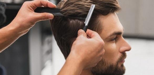 Мужская, детская стрижка, стрижка бороды вбарбершопе Montana