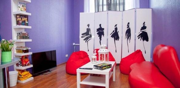 Аренда антикафе Red Room для проведения мероприятий отMilana Studio