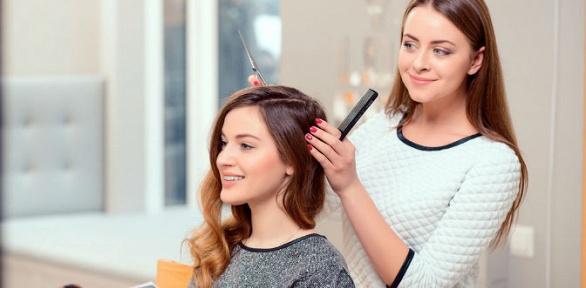 Женская стрижка, укладка, ботокс для волос, окрашивание встудии «Азалия»