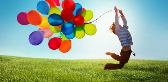 Фигуры извоздушных шаров, фольгированные или гелиевые шары