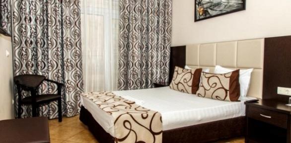 Отдых для одного или двоих сзавтраками вотеле Hotel Marton Rokossovskogo