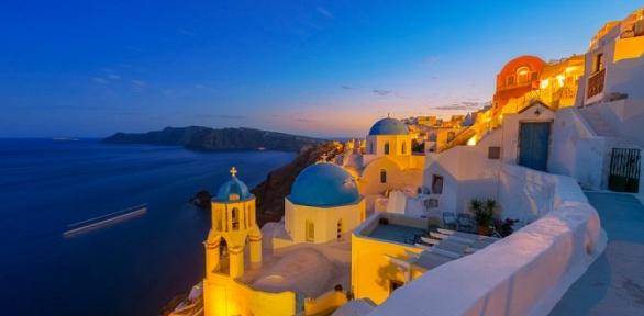 Экскурсионный автобусный тур поГреции