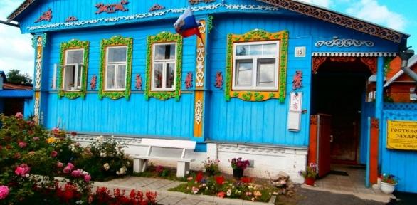 Отдых висторическом центре Суздаля сзавтраками вгостевом доме Захаровых