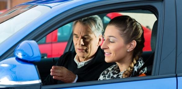 Обучение вождению категорииВ в«АвтоЛидер XXI»