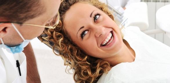 УЗ-чистка зубов сконсультацией врача, лечение кариеса вклинике «Жемчуг+»