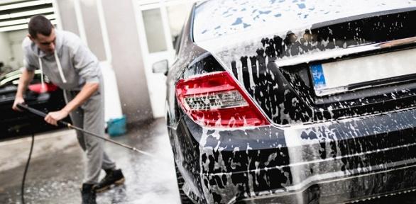 Мойка, химчистка авто или абразивная полировка отавтомойки «Дух Севера»