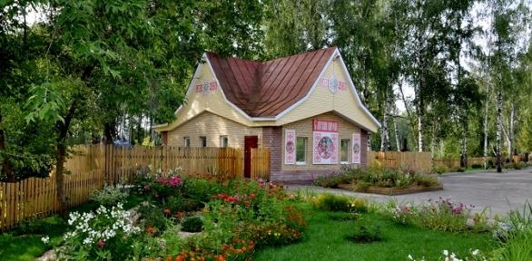 Отдых спитанием иразвлечениями вгостиничном комплексе «Ясная поляна»