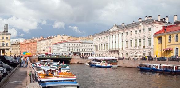Автобусный тур вСанкт-Петербург наНовый год