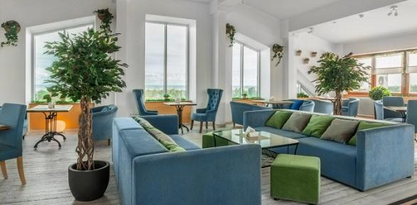 Отдых напобережье Финского залива спитанием вSPA-отеле «Аквамарин»