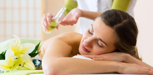 Сеансы массажа навыбор встудии красоты «Кристина»