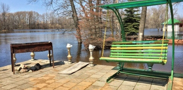 Отдых на Волге на турбазе «Волга-парк Ривьера»